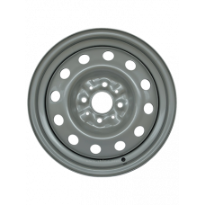 5-14(4-98)et35 d58.6 ВАЗ 2112 Accuride Wheels серый